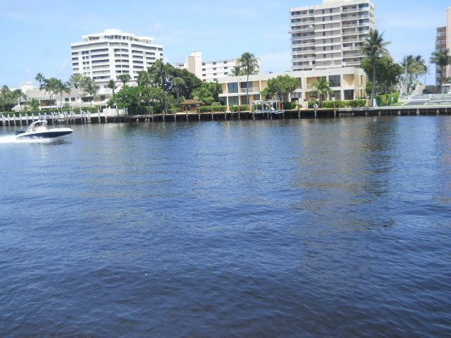intracoastal view from pelican harbor